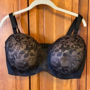 Curvy Couture Intimates Multi-Way Bra
